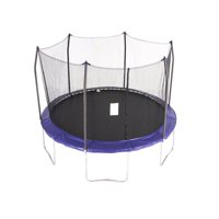 Skywalker Trampolines 12-Foot Trampoline, with Safety Enclosure, Blue