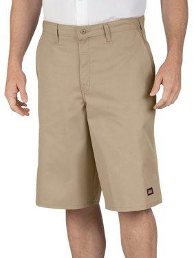 "Men's 13"" Loose Fit Flat Front Short"