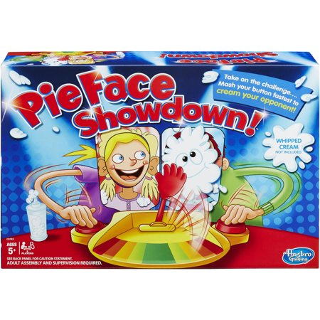 Pie Face Showdown Game - Pue Face