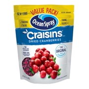Ocean Spray Craisins Dried Cranberries Original, 24.0 OZ