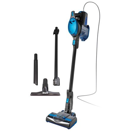 Shark Rocket Swivel Ultralight Corded Vacuum, Blue HV300 (Certified Refurbished)