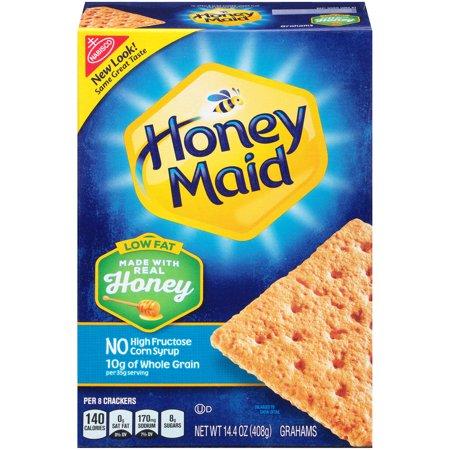 Nabisco Honey Maid Low Fat Graham Crackers, 14.4 Oz.](Arnold Maid)