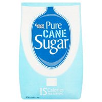 Great Value Pure Cane Sugar, 25 lb