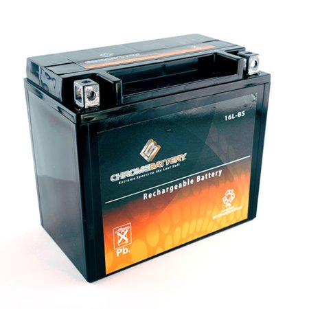YTX16L-BS Jet Ski Battery for BRP Sea-Doo All Other Models 1995 replaces ES-16CLB