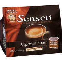 Senseo® Espresso Roast Ground Coffee Single Serve Pods 16 ct Bag