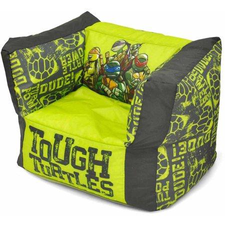 Ninja Turtles Square Bean Bag Chair](Ninja Turtle Chair)