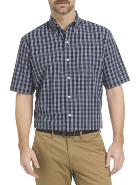 Men's Short Sleeve Hamilton Poplin Shirt