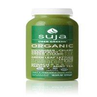 Suja Über Greens Organic Fruit & Vegetable Juice Drink, 10.5 fl oz