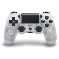 Sony Playstation 4 Dual Shock 4 Wireless Controller Crystal
