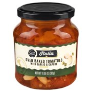 Sam's Choice Italia Oven Baked Tomatoes with Garlic & Capers, 10.5 oz