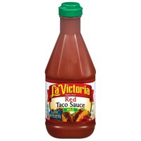 La Victoria® Mild Red Taco Sauce 15 oz. Plastic Bottle
