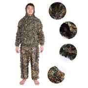 70b95248a50c3 Anauto Lightweight Camouflage Sniper Outdoor Jungle Hunting Clothing  Durable 3D Ghillie Suit, Hunting Suit,