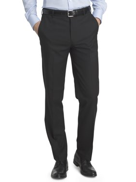 Arrow Men's AroFlex Flat Front Dress Pant