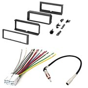 ford stereo wiring harness chevrolet 1995 2001 lumina car radio stereo radio kit dash installation mounting w wiring