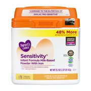 Parent's Choice HMO & Non-GMO Sensitivity Infant Formula, 33.2 oz