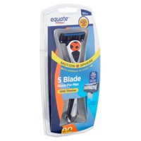 Equate Motion Sphere 5 Blade Razor and Cartridges for Men