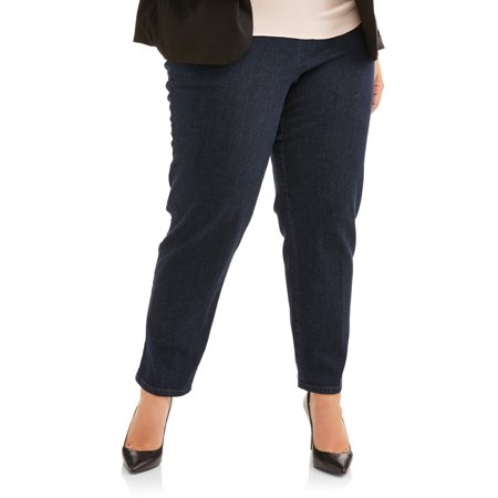 8c2ab053ee7 Just My Size - Just My Size Women s Plus-Size 2-Pocket Stretch Pull-On  Pants - Walmart.com