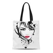 0d2aefbb90e6 Black & White Makeup Bags