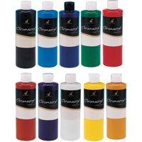 Chromacryl 16-Ounce Acrylic Paint, Cobalt
