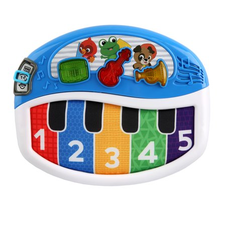 Baby Einstein Discover & Play Piano Musical - Pop Up Baby Toy