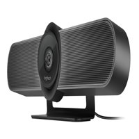 Logitech MEETUP conferenceCam with 120-degree FOV and 4K optics