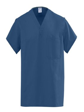 f1826b4c5e6 Free shipping on orders over $35. Product Image Medline Unisex AngelStat  Reversible Classic Fit V-Neck Scrub Top