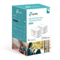 TP-Link Kasa KP100 Smart Plug Mini, No Hub Required, 2-Pack
