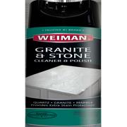 Weiman Granite Cleaner & Polish Aerosol, 17 oz