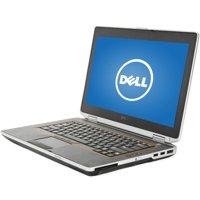"""Refurbished Dell Black 14"""" Latitude E6420 WA5-0905 Laptop PC with Intel Core i5-2520M Processor, 4GB Memory, 320GB Hard Drive and Windows 10 Pro"""