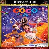 Coco (Ultimate Collectors Edition) (4K Ultra HD + Blu Ray + Digital)