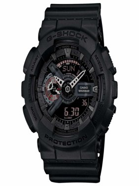 G-Shock Military Black GA110MB-1A X-Large 3D Ana-Digi Wristwatch