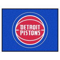 """NBA - Detroit Pistons All-Star Mat 33.75""""x42.5"""""""