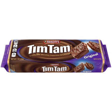 Tams Near Me >> Arnott S Tim Tam Original Cookies 7 Oz Tray