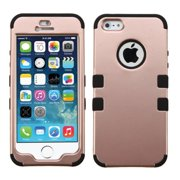 205a1bf8b Insten iPhone SE 5S 5 Case Tuff Hard Dual Layer Silicone Cover Case For Apple  iPhone