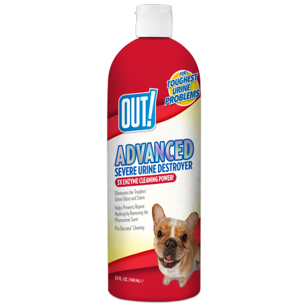 Out Advanced Severe Pet Urine Destroyer 32 Oz Walmart Com