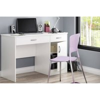 South Shore Smart Basics Small Work Desk, Multiple Finishes