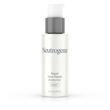 Neutrogena Rapid Tone Night Cream, Retinol, Hyaluronic Acid, 1 fl.
