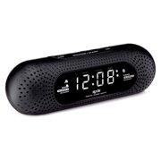 SXE SXE86002 Bluetooth Speaker Alarm Clock Radio