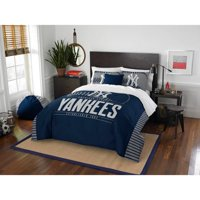 "MLB New York Yankees ""Grand Slam"" Bedding Comforter Set"