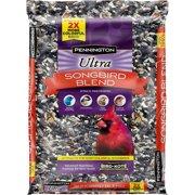 Pennington Ultra Songbird Blend Wild Bird Feed and Seed, 2.5 lbs