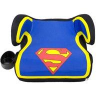 KidsEmbrace DC Comics Superman Backless Booster Car Seat