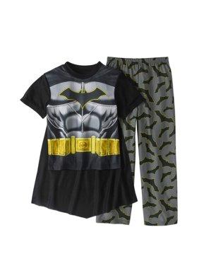 Boys' Costume Play 2-Piece Pajama Sleep Set (Big Boys & Little Boys)