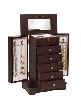Jewelry Boxes Organizers Walmart Com