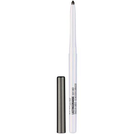 Maybelline Lasting Drama Light Eyeliner, Twinkle Black, 0.01 oz ()