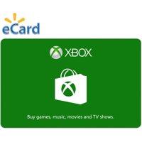 Xbox $10 Gift Card, Microsoft, [Digital Download]