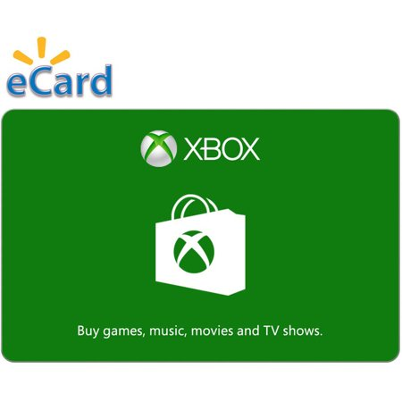 Xbox $10 Gift Card, Microsoft, [Digital Download]