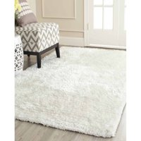 Safavieh Henley Solid South Beach Shag Area Rug or Runner