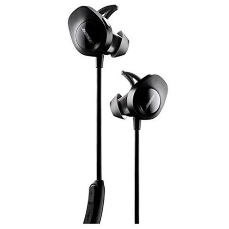 Bose SoundSport Wireless Headphones - Black (Earbud Speaker)