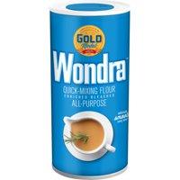 (3 Pack) Gold Medal Wondra Quick Mixing, All-Purpose Flour, 13.5 oz