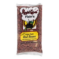 (2 Pack) Ragin' Cajun Fixin's Cajun Style Red Beans, 16 oz